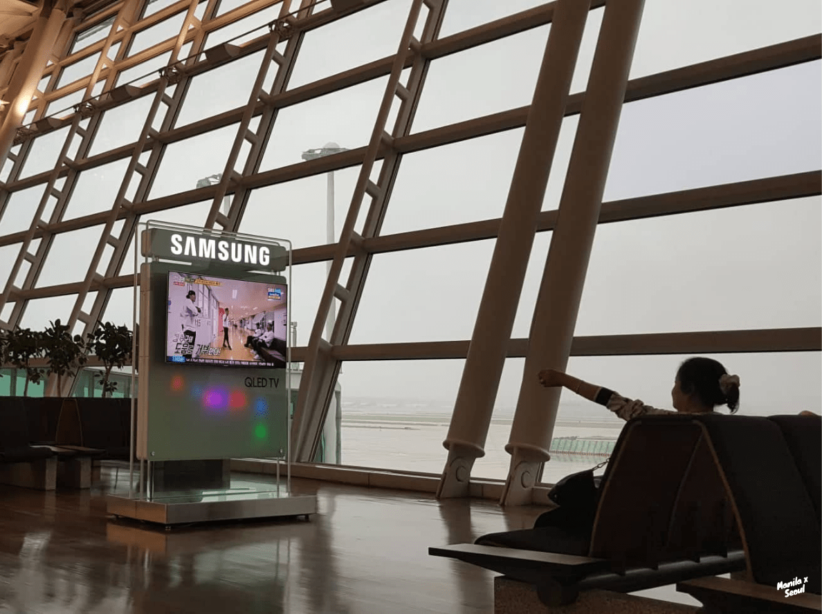 Fun layover guaranteed at Incheon International Airport.