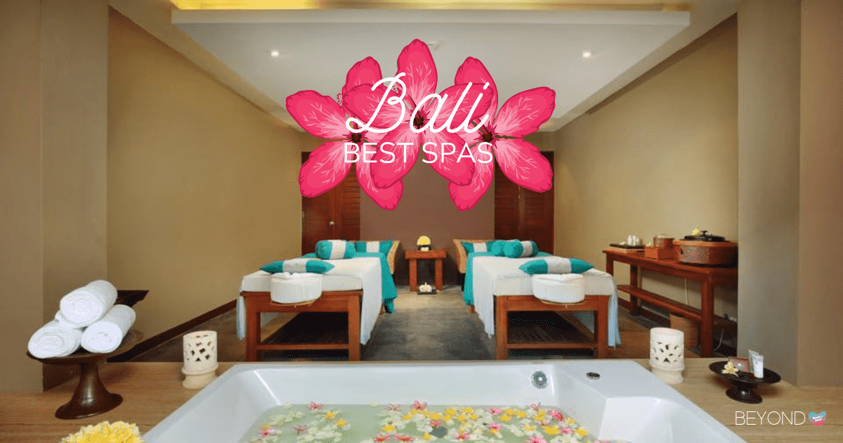 Visala Spa in Bali Niksoma Boutique Beach Resort (Legian). Image credit:  Bali Niksoma Resort