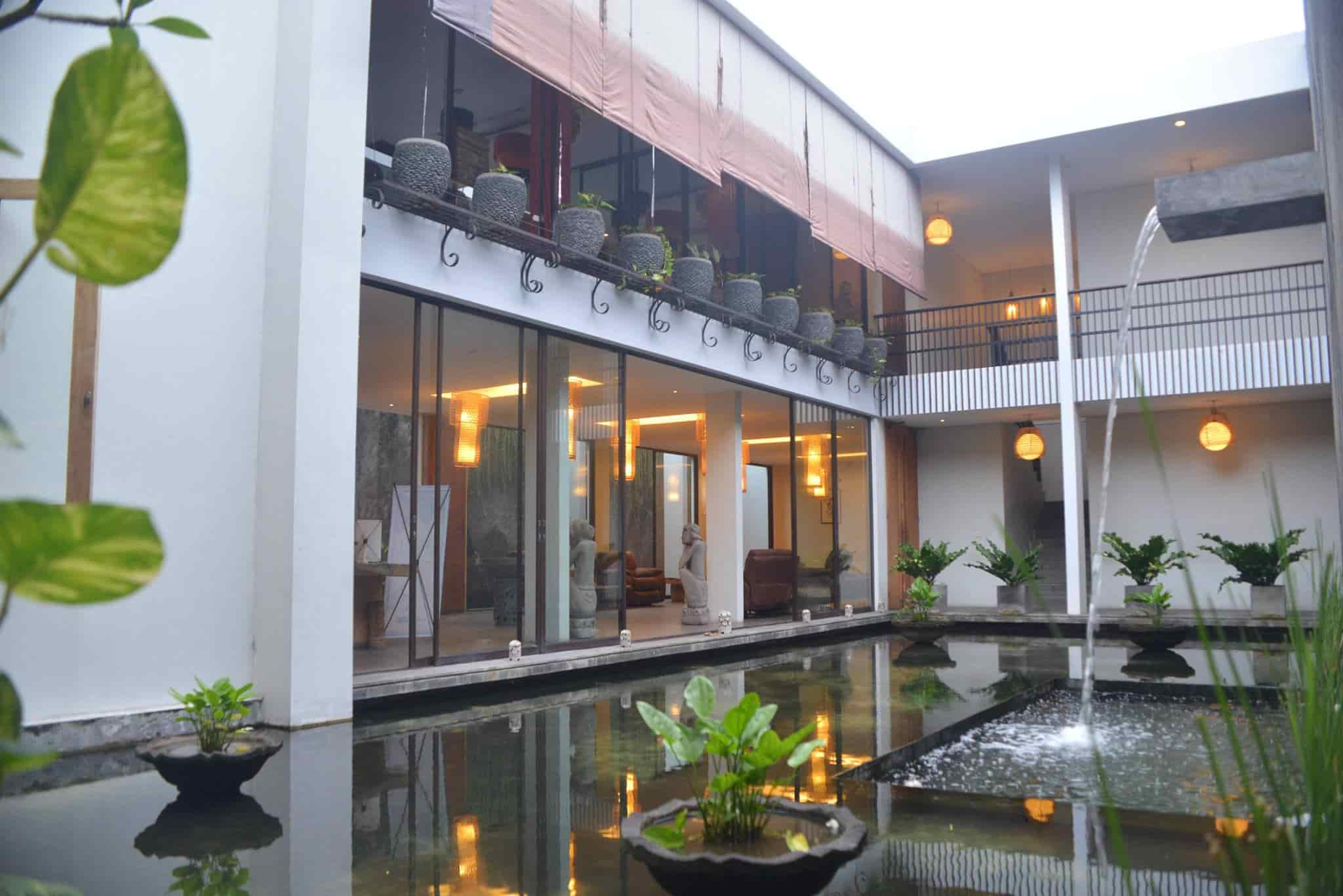 A highly-recommended Bali spa with a touch of nature. Image credit: Lluvia Spa Facebook Page