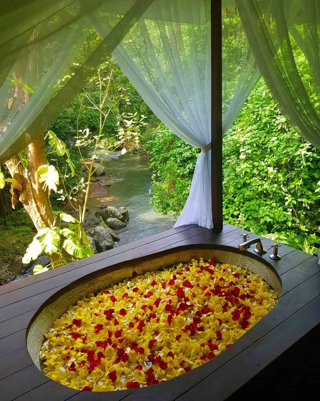 Harmonize with nature when you book this Balinese spa at Maya Ubud through  Klook . Image credit: Spa at Maya Ubud