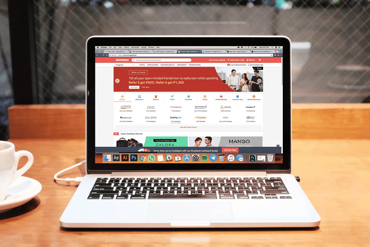 ShopBack — The Smarter Way To Shop.