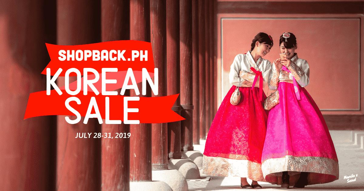 shopback ph korean sale july 2019.png