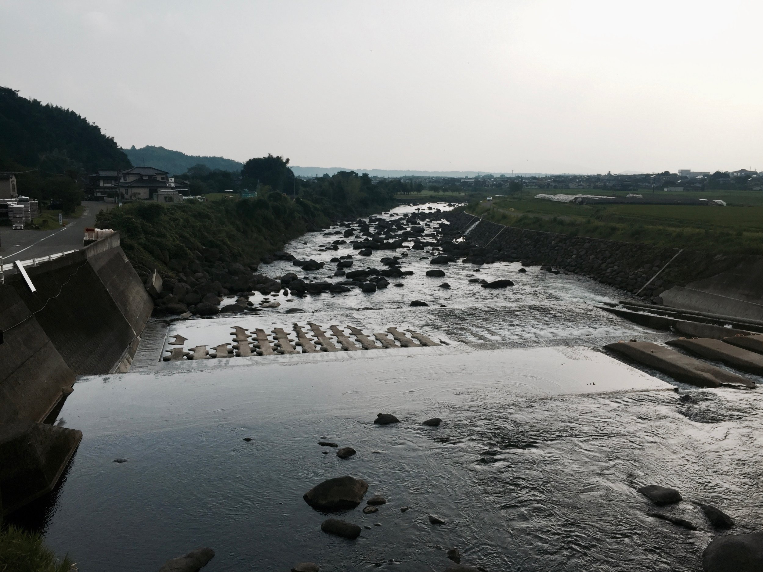 Water in Kikuchi