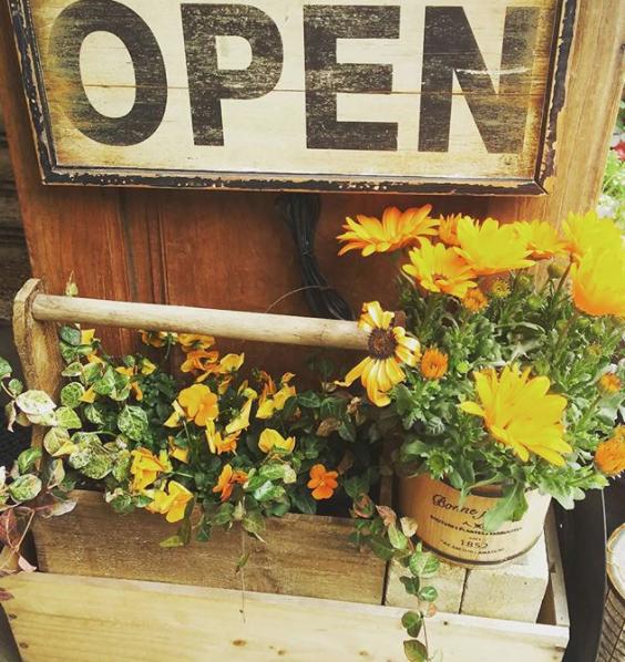 Cute flowershop in takadanobaba