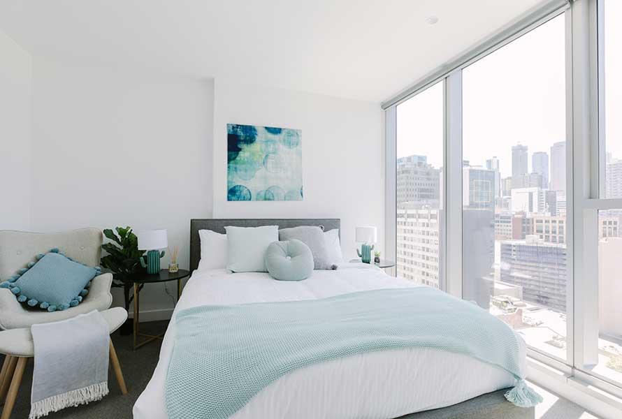 ELEGANT & COMFY CBD Suites, CITY VIEWS + FREE WiFi -