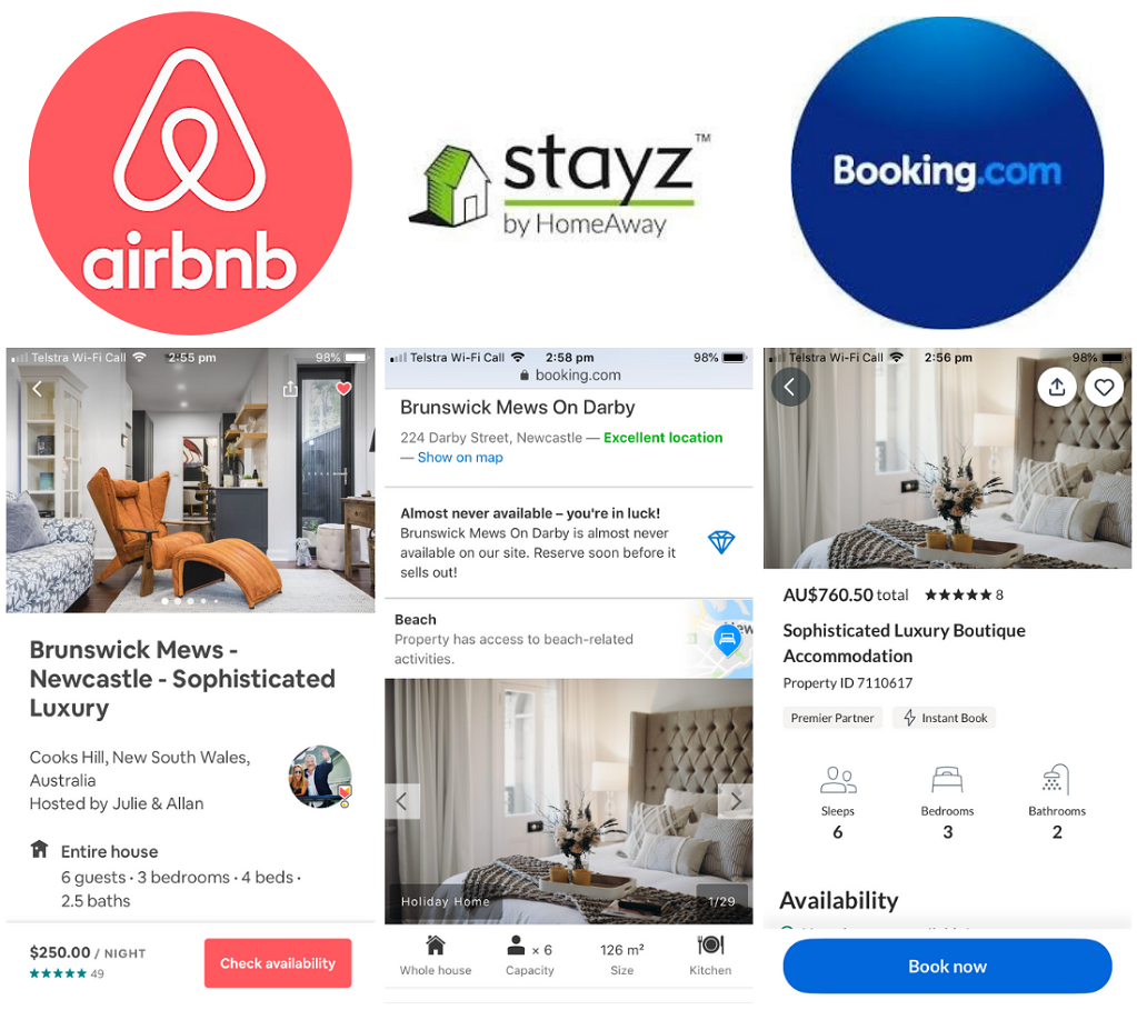 Jared Lee Can Your Bnb Succeed By Listing On Airbnb Alone