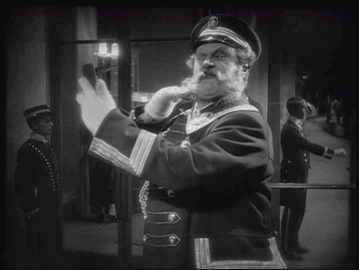 Silent Film - Film Credit: The Last Laugh by F.W. Murnau