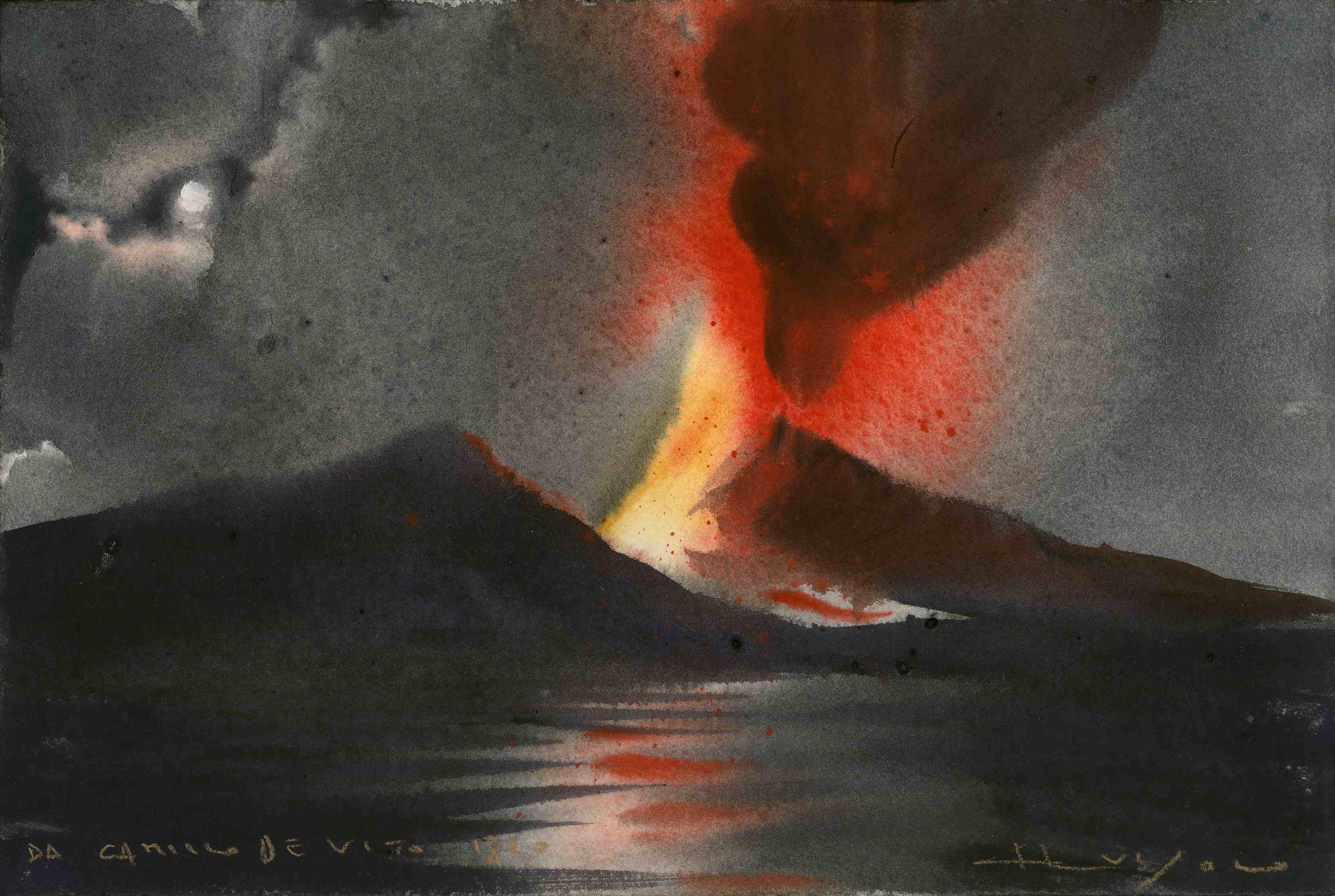 vulcano, 2013