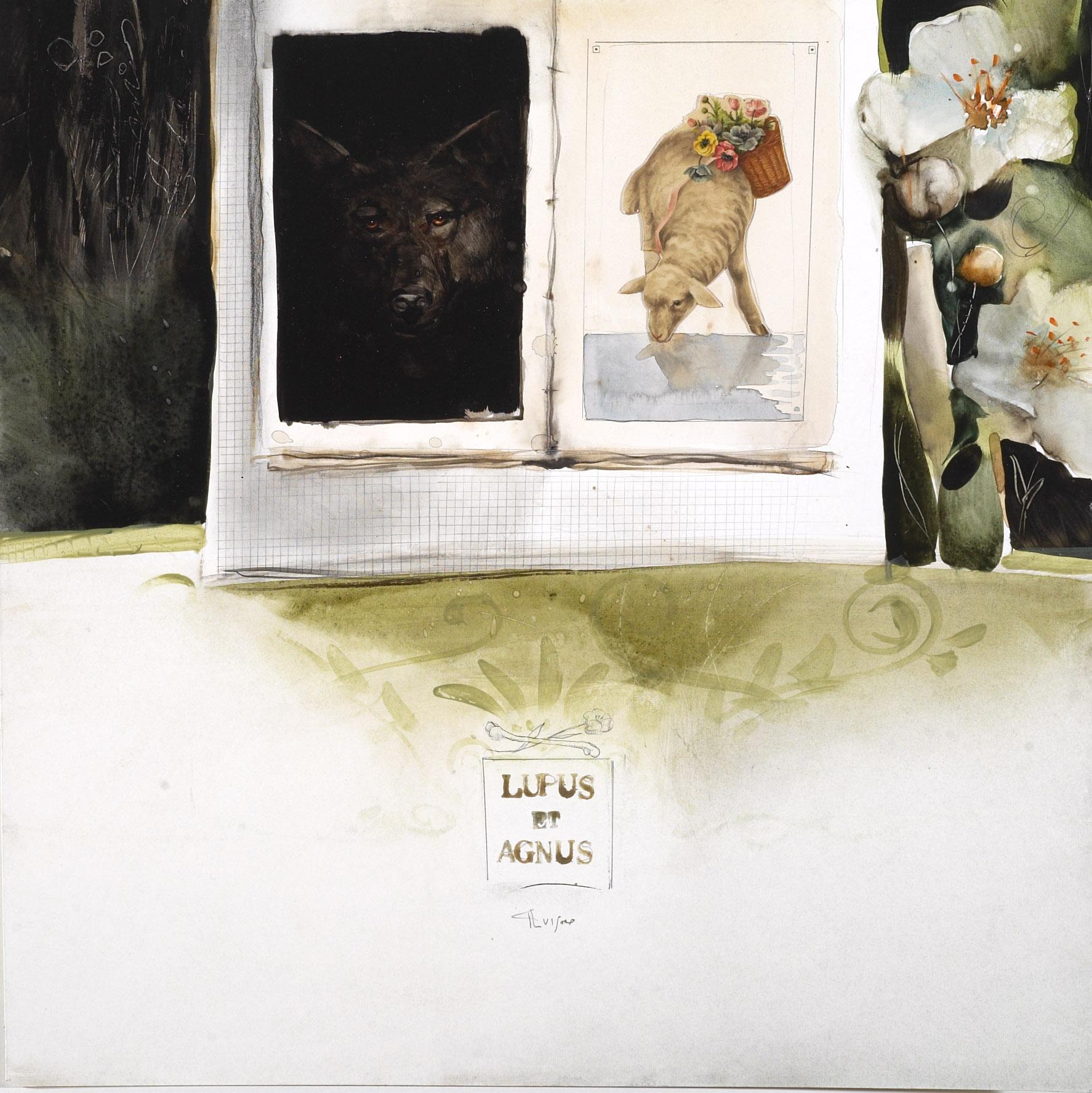 il lupo e l'agnello, 2002