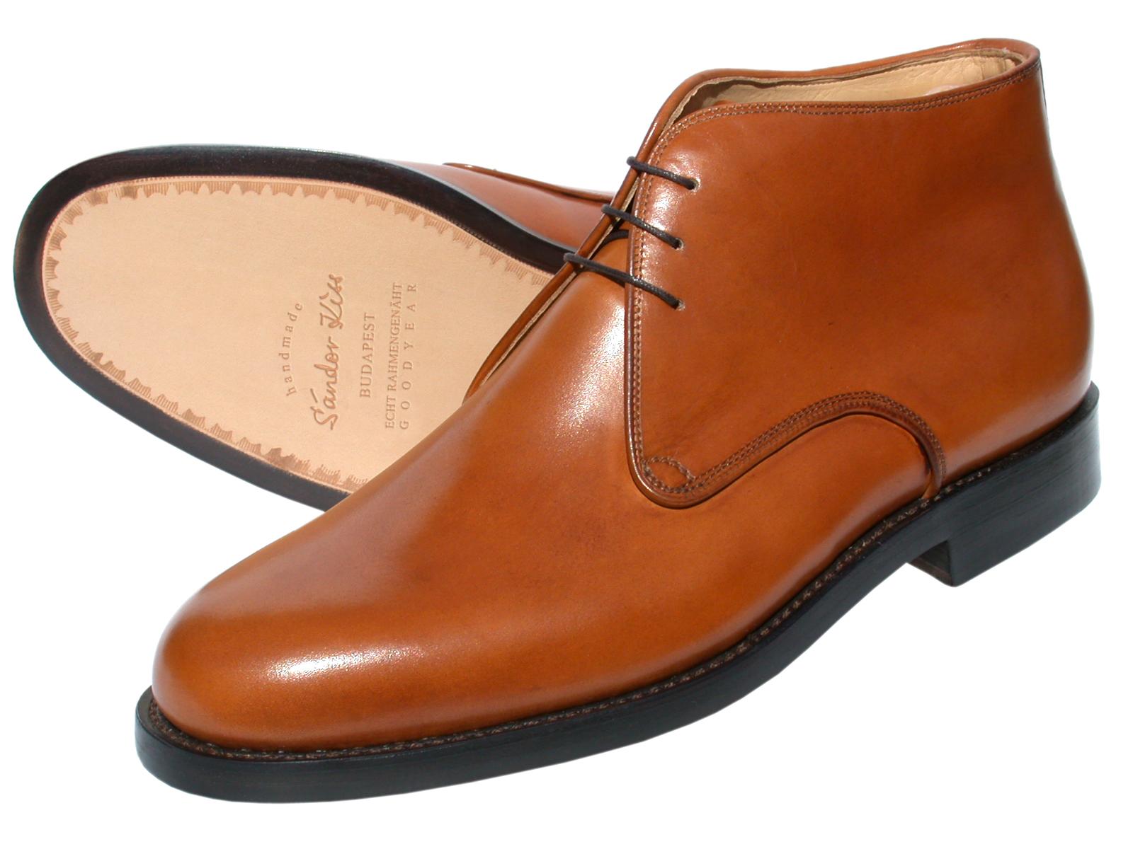 Boot Boxcalf cognac