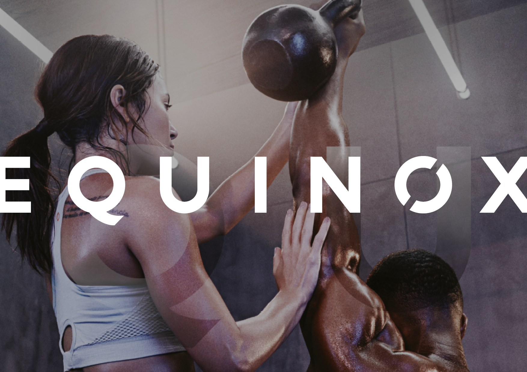 Personality, voice and identity to reimagine America's premier fitness club