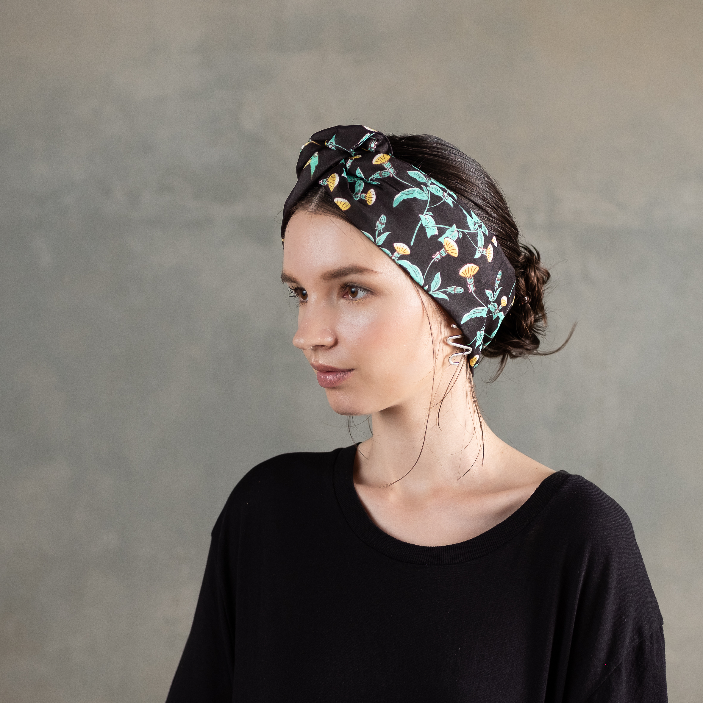 Silk headbands