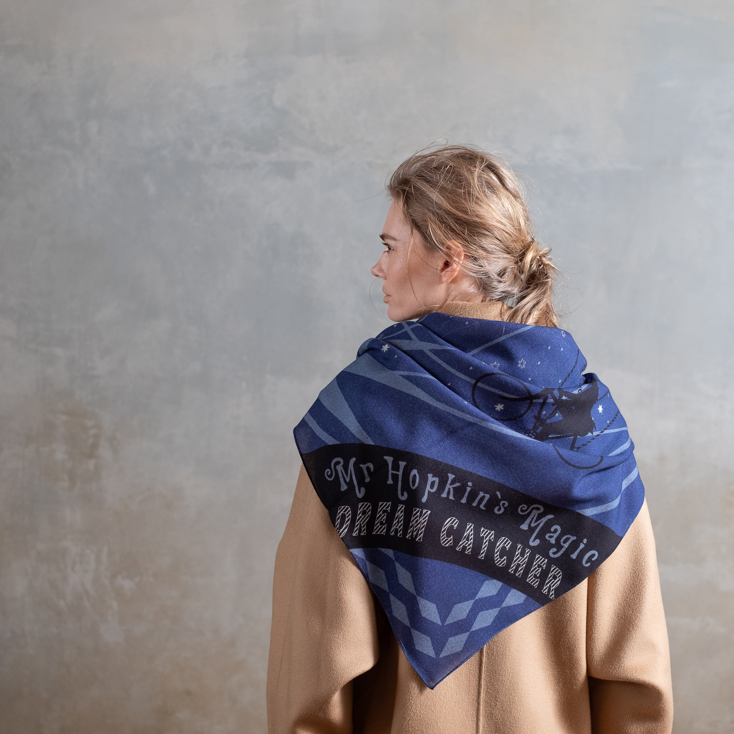 Superfine Merino Wool Scarf
