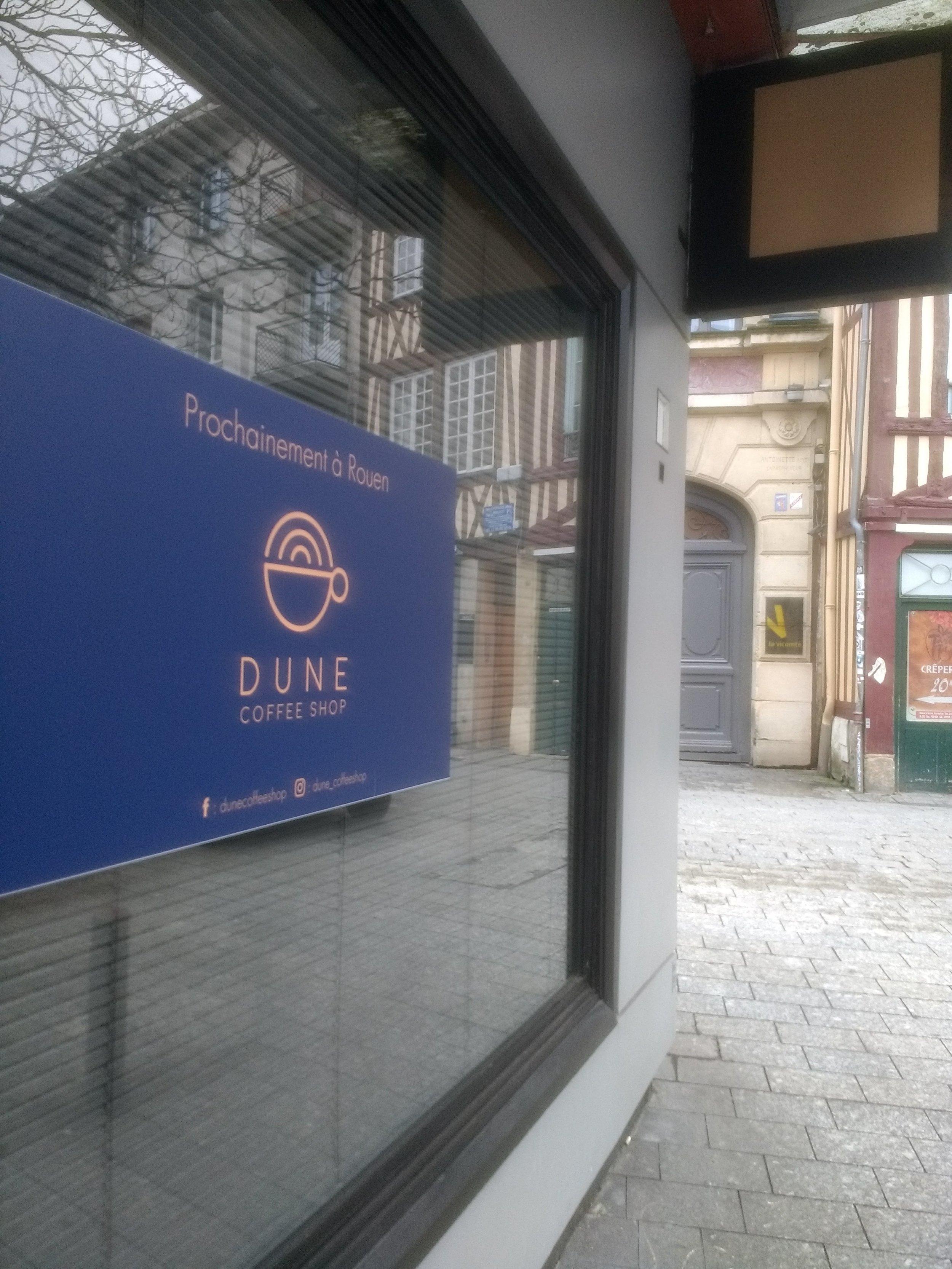 On a hâte de vous voir au Prélude café à Rouen !!