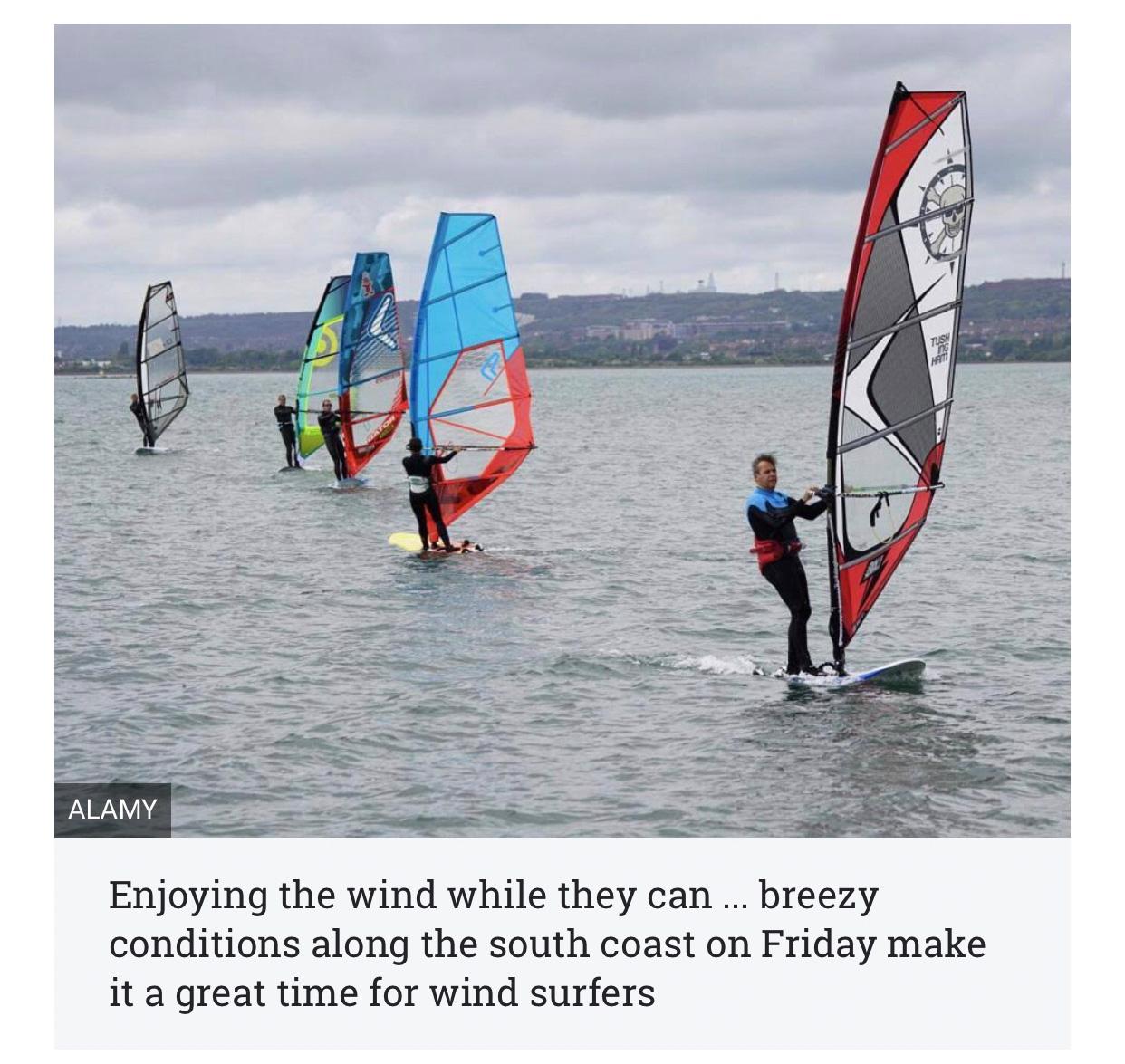 windsurfing james jagger
