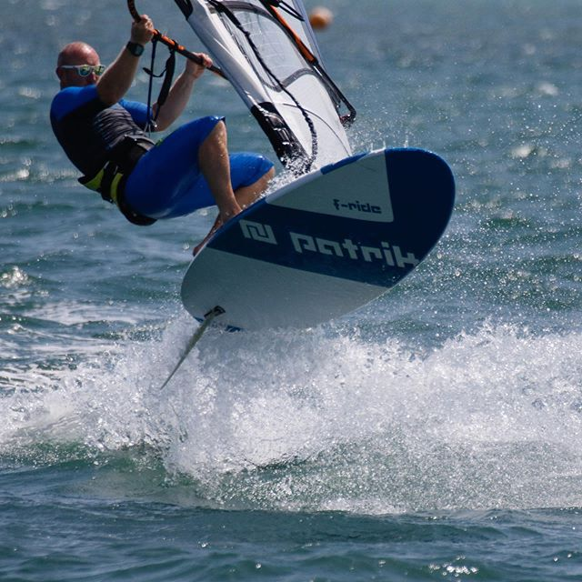 Jump off #haylingisland #windsurfing #windsurf #hayling #jamesjaggerphotography