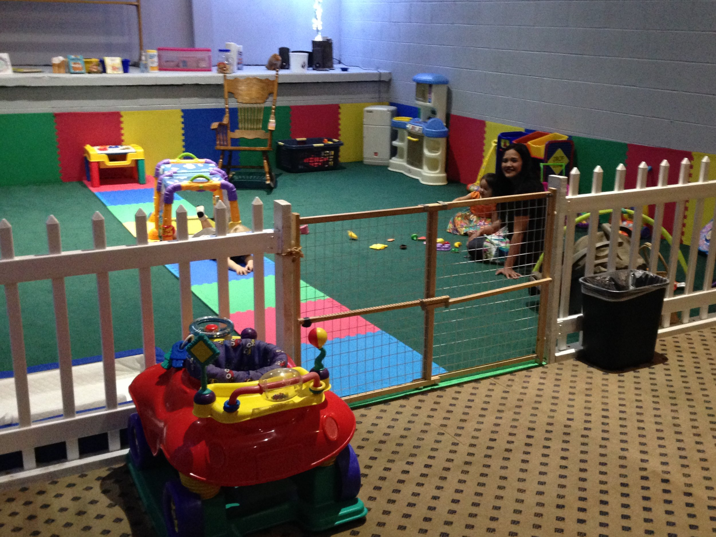 nursery for infants & toddlers -