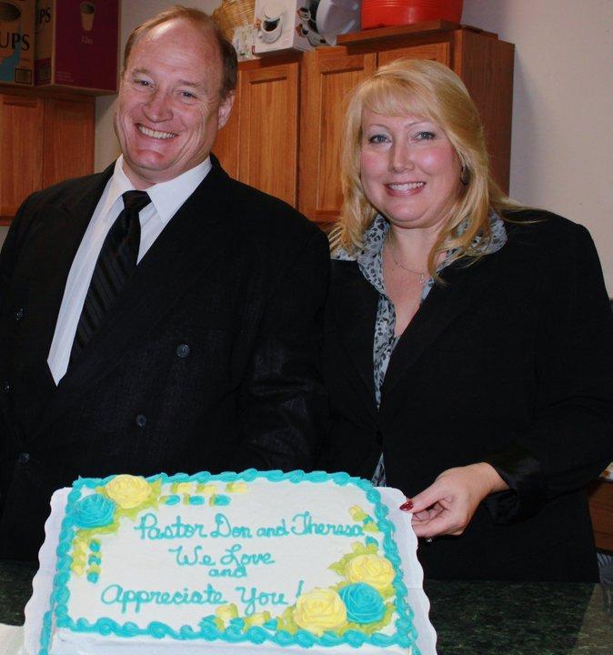 Pastor Don & Theresa Nov. 13, 2010.jpg