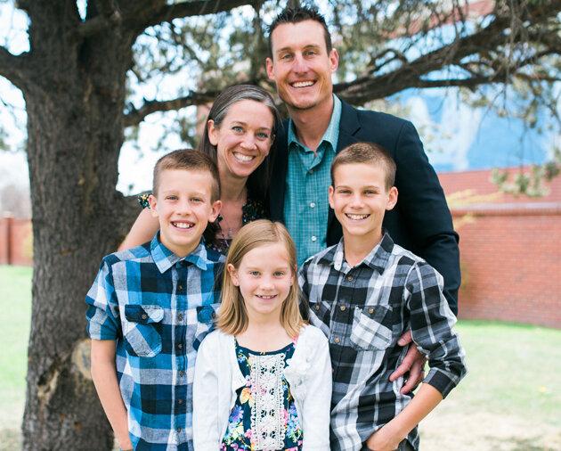 Christian Summers - Lakewood Vineyard Pastor