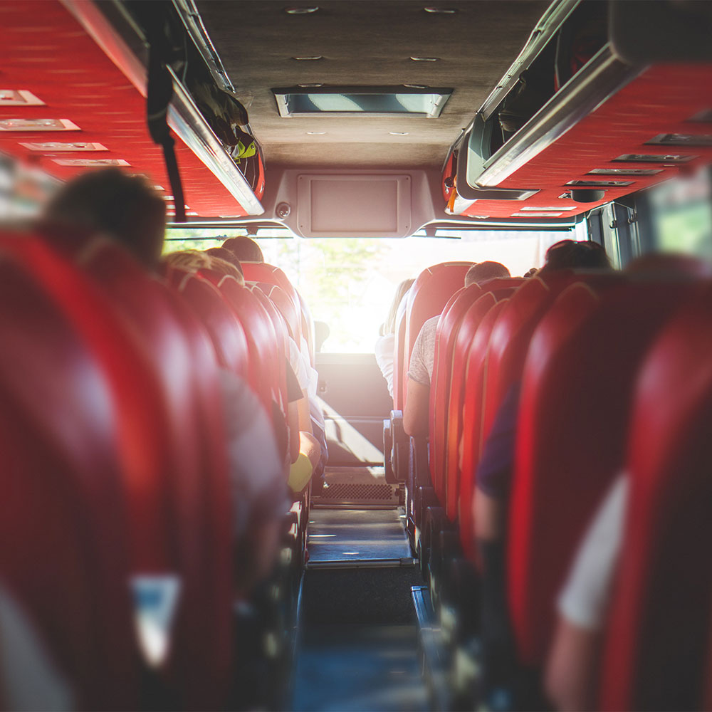 Bus & Group Tours -