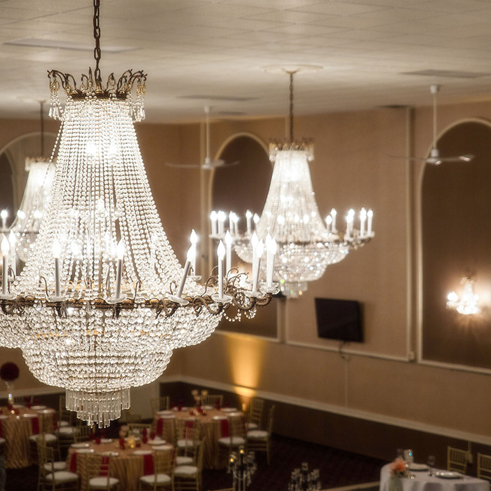 The Grand Ballroom -