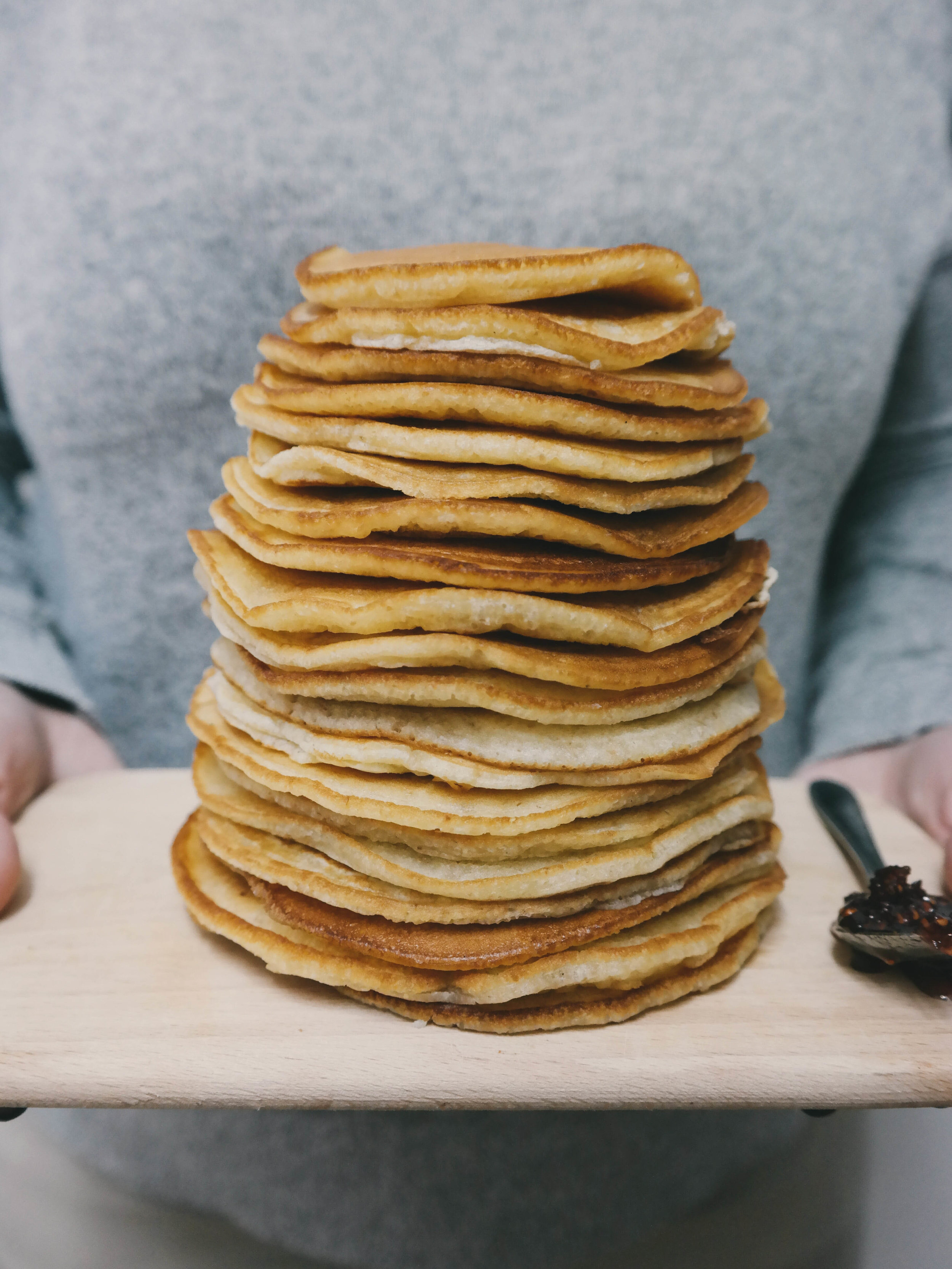 Happy Flipping! - The Classic or The Alternative, which pancake are you?