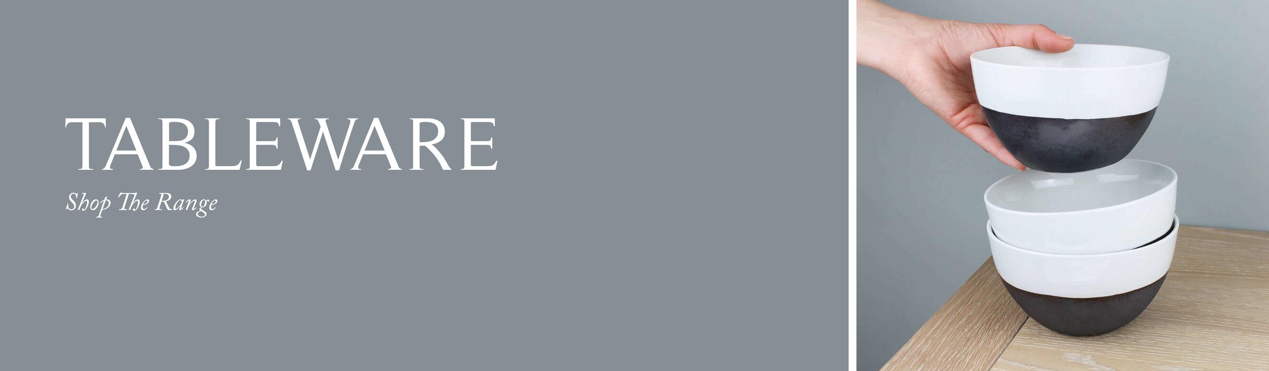 Tableware | Coates & Warner