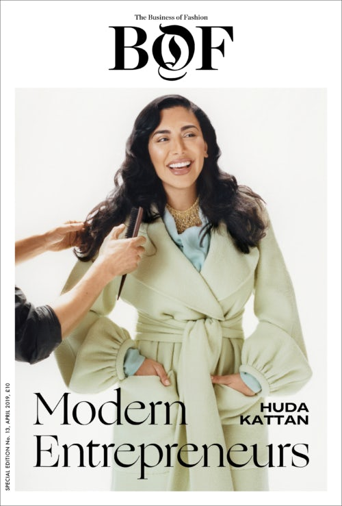 The Face behind Huda Beauty, learn more… -