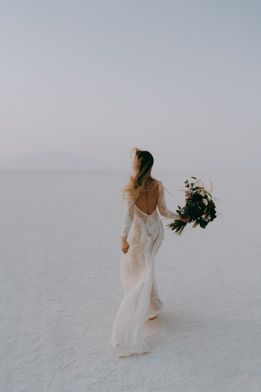 Bonneville Salt Flats Elopement- Utah Elopement Adventurous Wedding Photographer-13.jpg