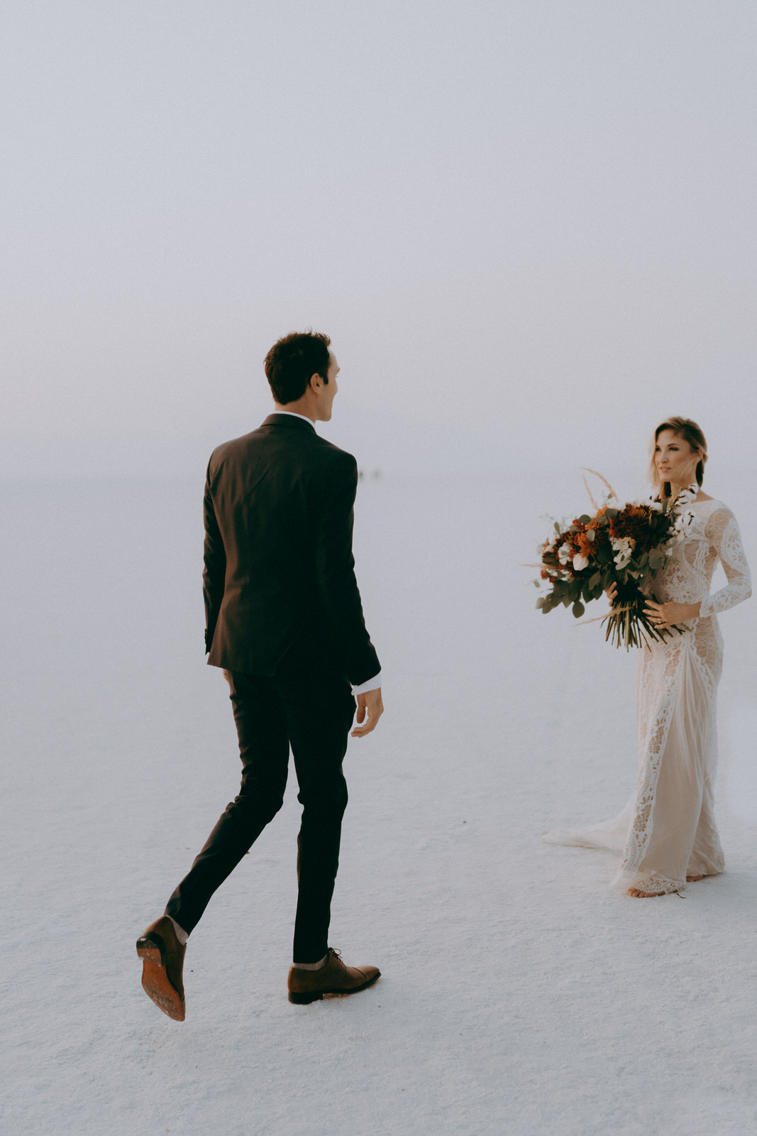 Bonneville Salt Flats Elopement- Utah Elopement Adventurous Wedding Photographer-95.jpg