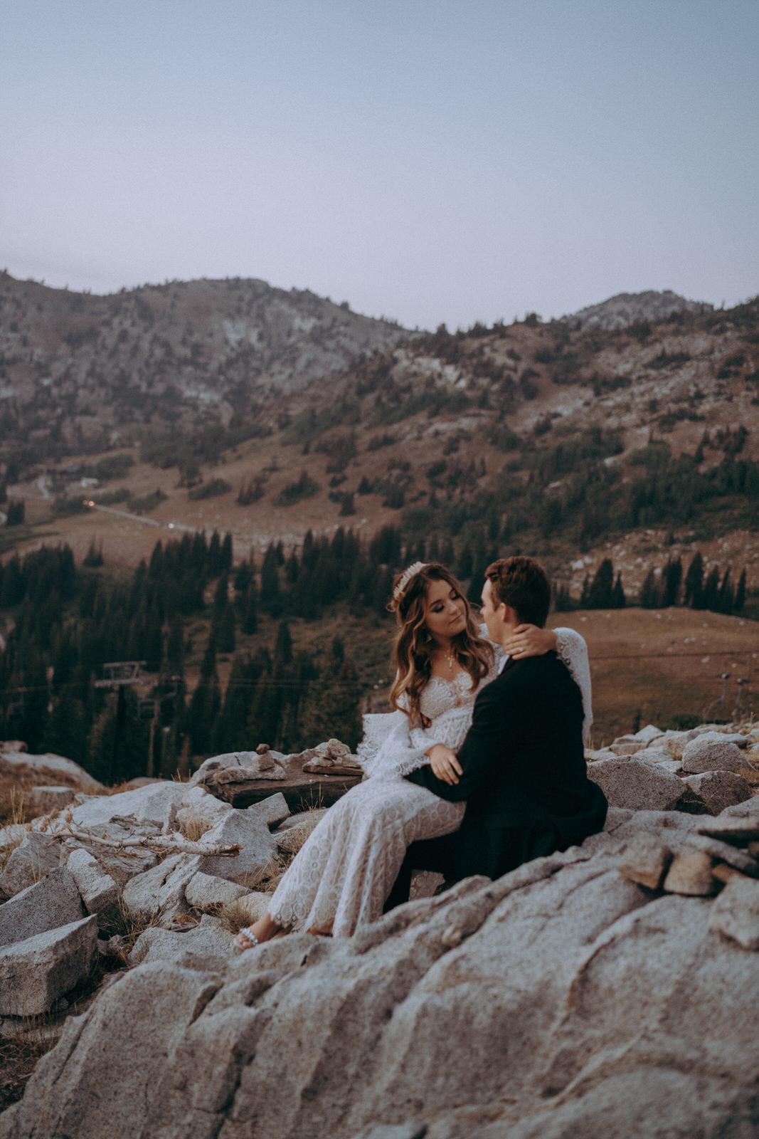 Albion Basin Utah Boho Elopement- Utah Elopement Photographer- Hanna and Montana-764.jpg