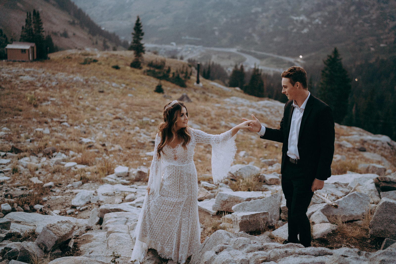 Albion Basin Utah Boho Elopement- Utah Elopement Photographer- Hanna and Montana-812.jpg