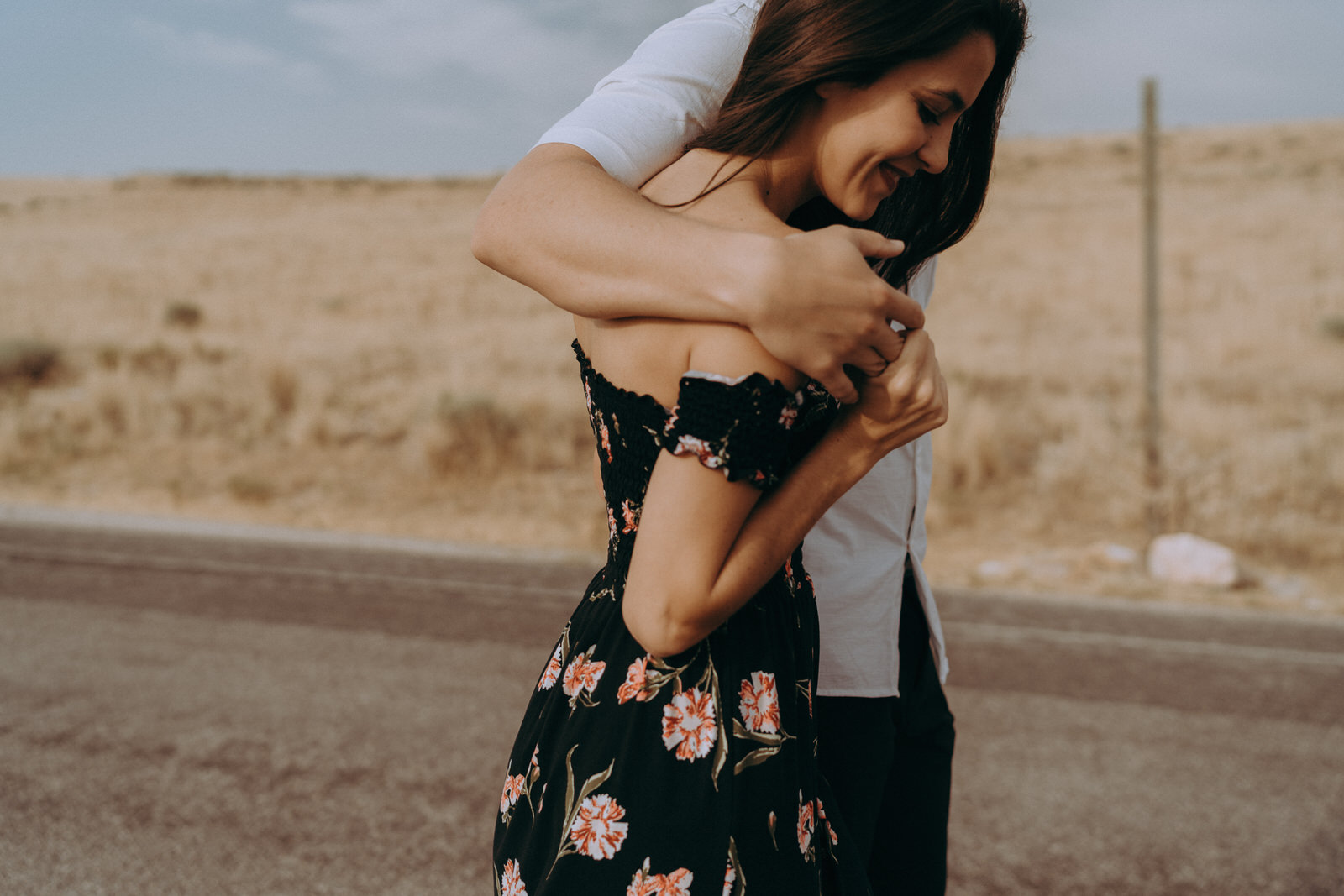 Antelope Island Engagement Photos- Utah Wedding Photographer- Gabrielle and Ethan-61.JPG