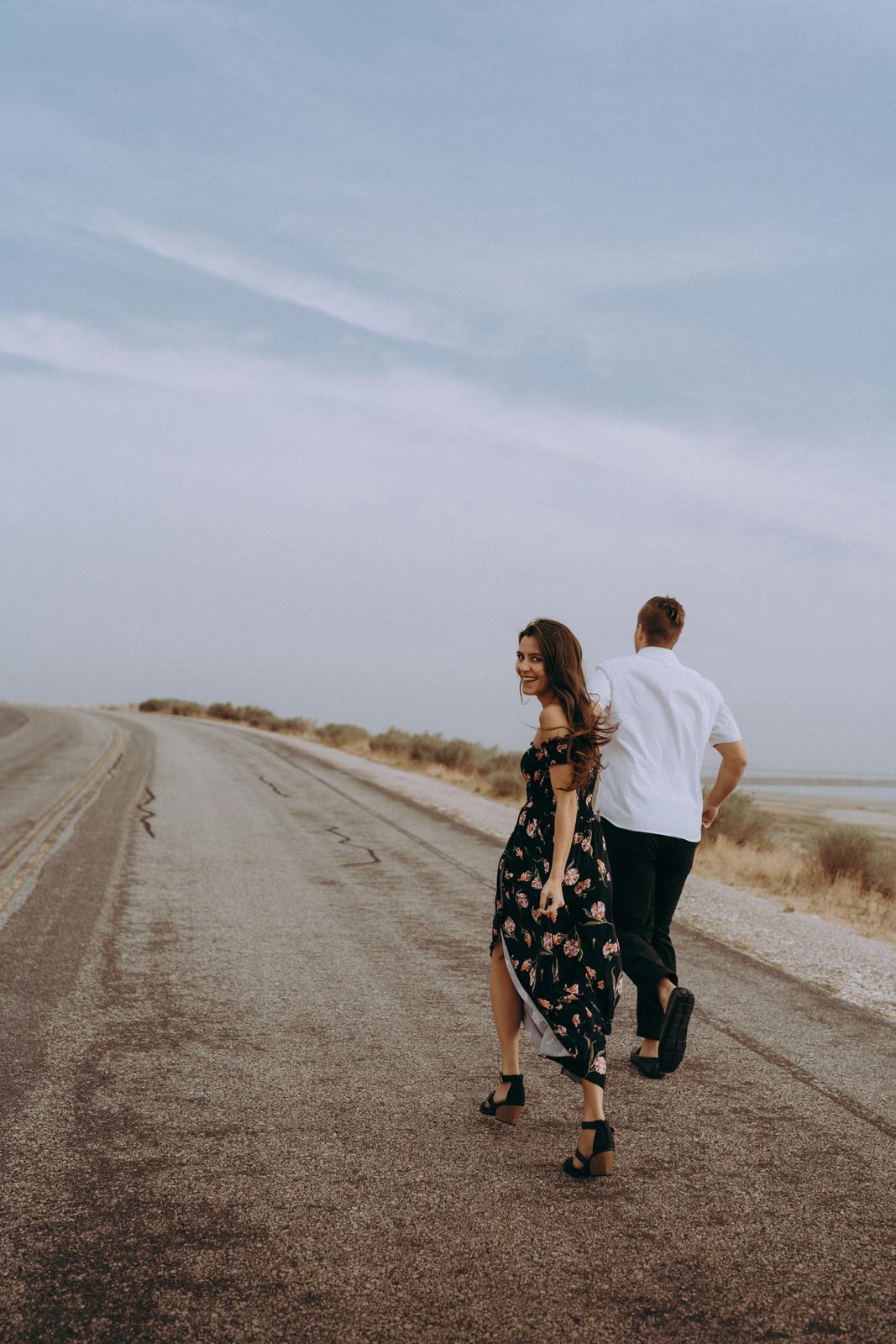 Antelope Island Engagement Photos- Utah Wedding Photographer- Gabrielle and Ethan-67.JPG