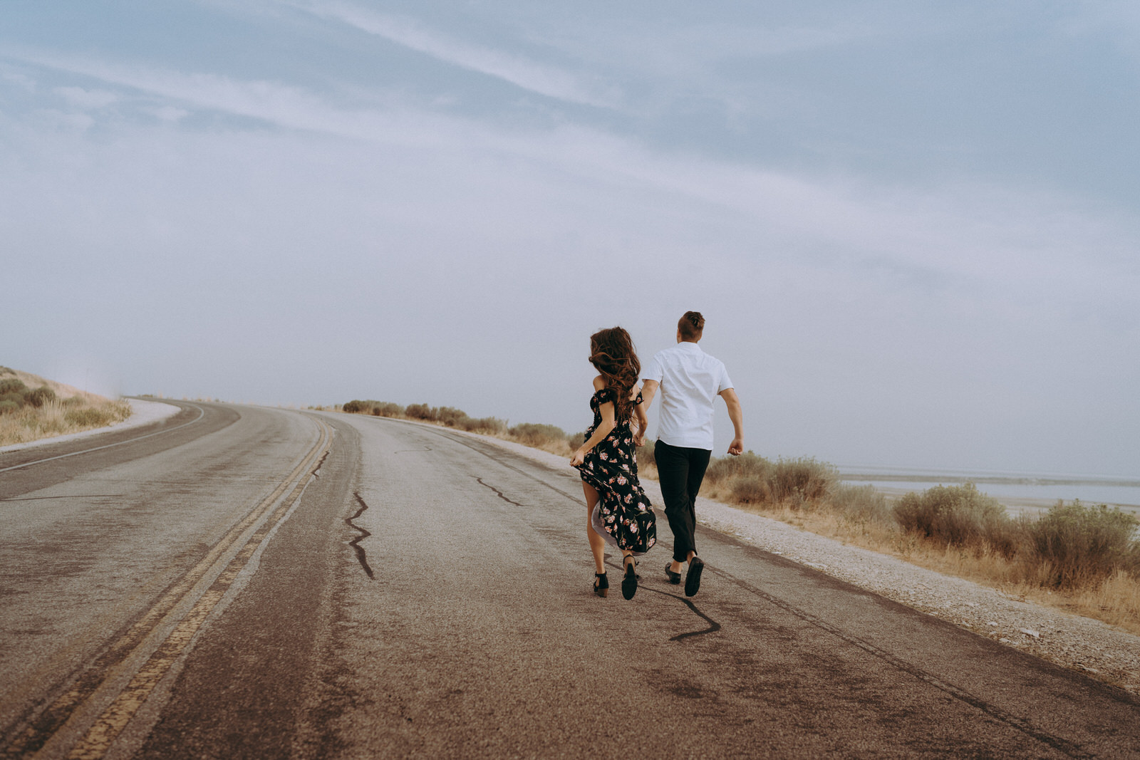 Antelope Island Engagement Photos- Utah Wedding Photographer- Gabrielle and Ethan-72.JPG