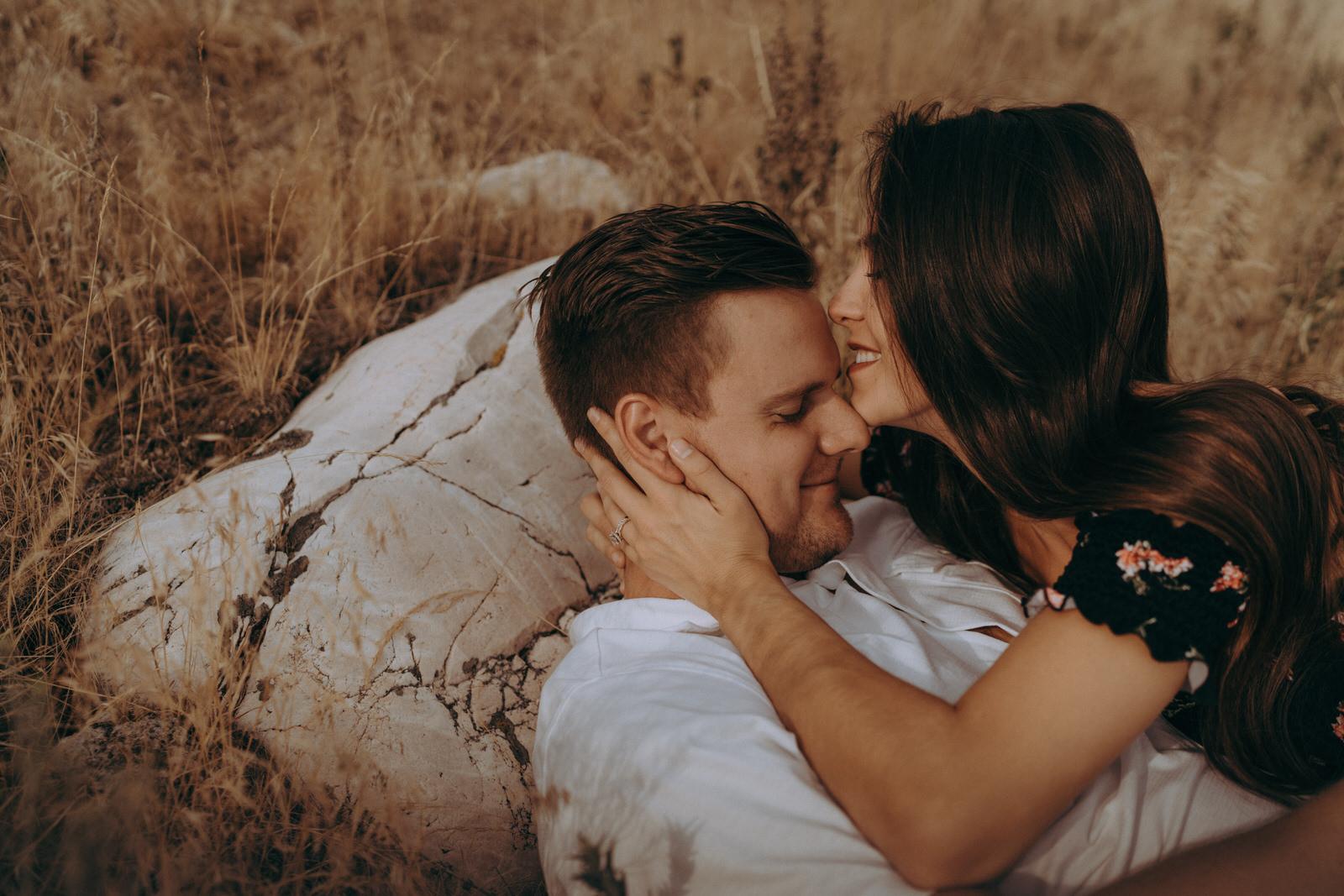 Antelope Island Engagement Photos- Utah Wedding Photographer- Gabrielle and Ethan-305.JPG