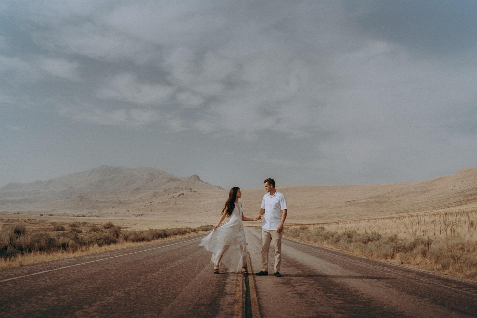 Antelope Island Engagement Photos- Utah Wedding Photographer- Gabrielle and Ethan-453.JPG
