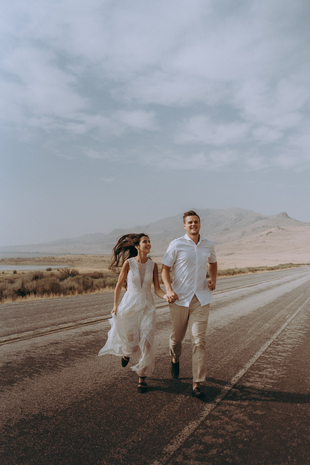 Antelope Island Engagement Photos- Utah Wedding Photographer- Gabrielle and Ethan-472.JPG