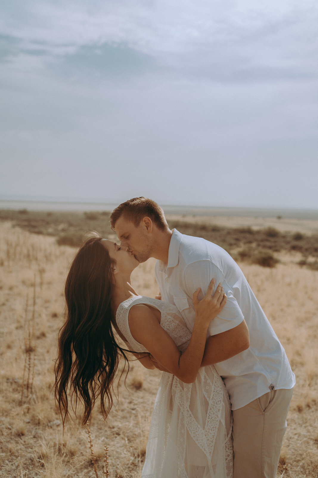 Antelope Island Engagement Photos- Utah Wedding Photographer- Gabrielle and Ethan-593.JPG