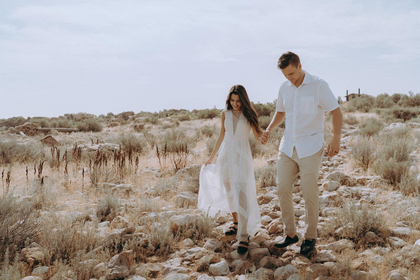 Antelope Island Engagement Photos- Utah Wedding Photographer- Gabrielle and Ethan-605.JPG
