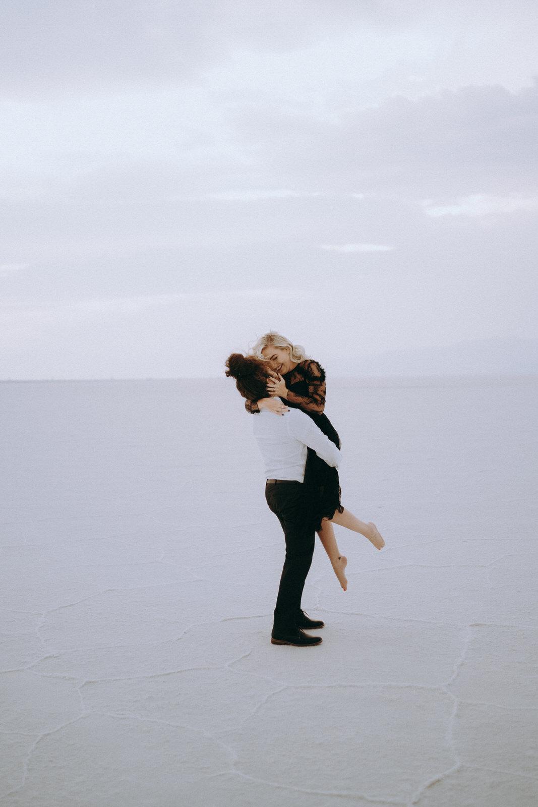 Bonneville Salt Flats- Engagement Photos-Utah- CarlI and Jared-1.JPG