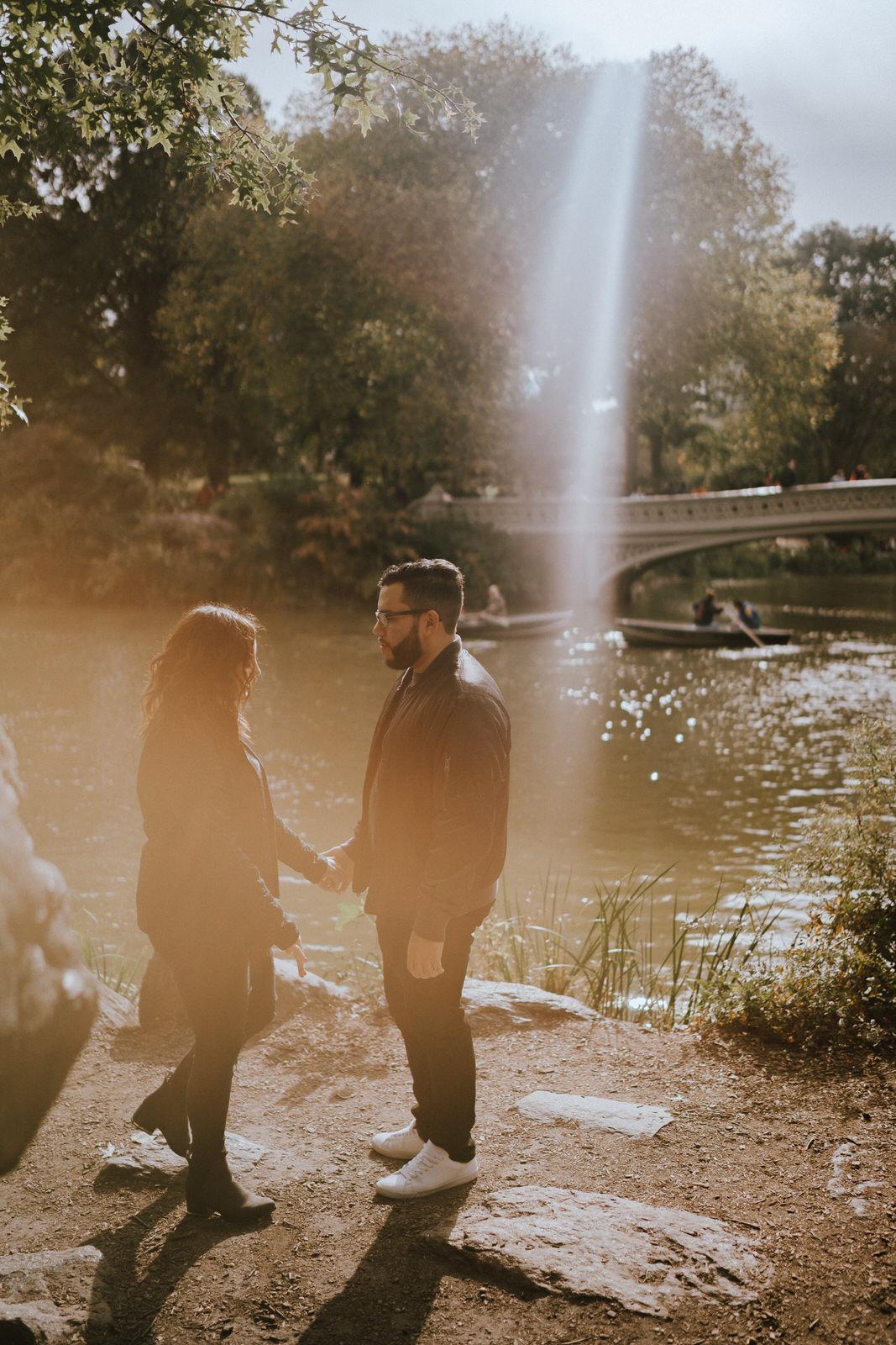 Central Park Engagement Photos-Bow Bridge-Michelle Gonzalez Photography-Alyssa and Cecilio-8.JPG
