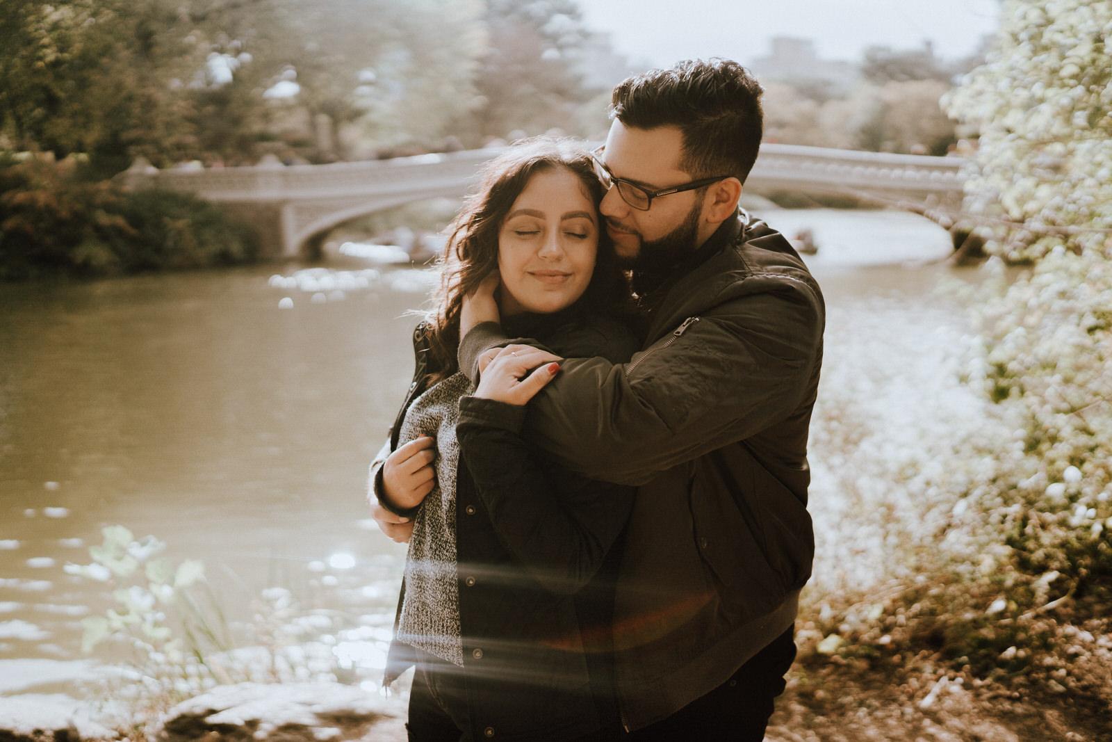Central Park Engagement Photos-Bow Bridge-Michelle Gonzalez Photography-Alyssa and Cecilio-23.JPG