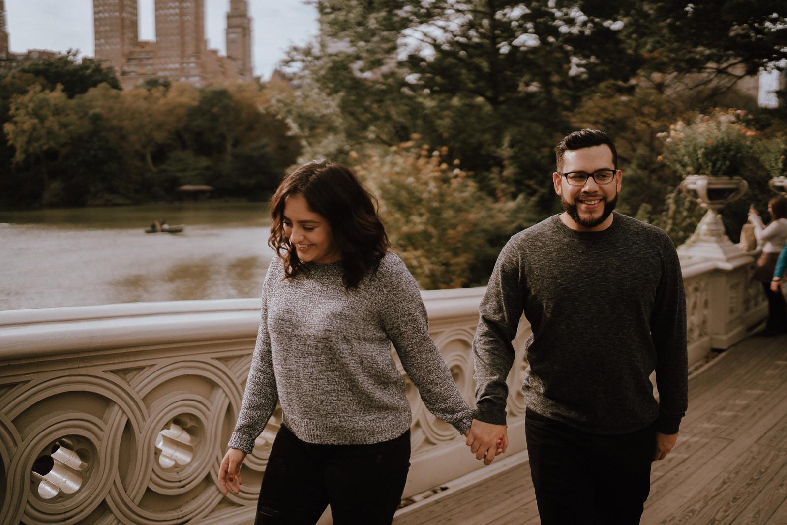 Central Park Engagement Photos-Bow Bridge-Michelle Gonzalez Photography-Alyssa and Cecilio-63.JPG
