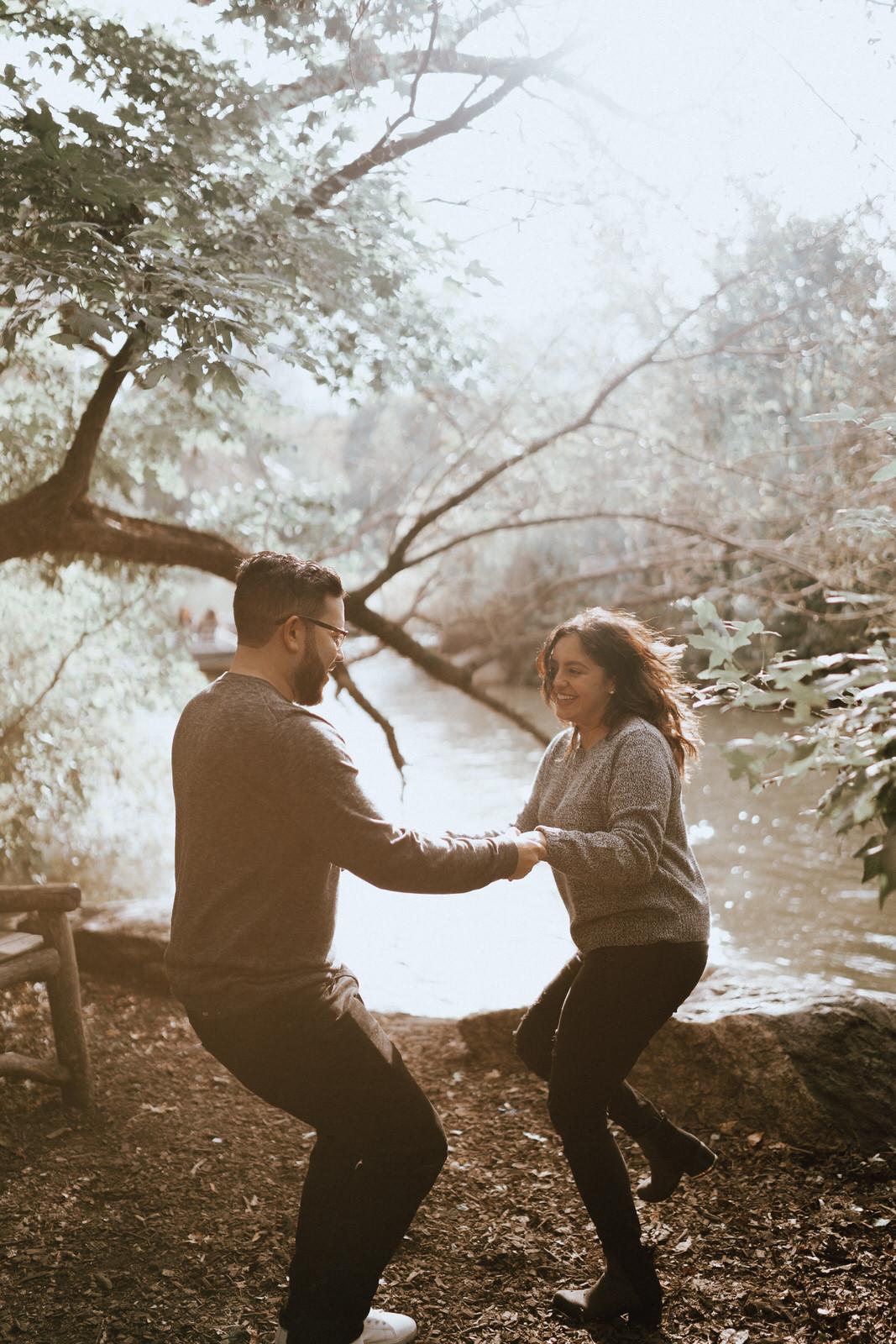 Central Park Engagement Photos-Bow Bridge-Michelle Gonzalez Photography-Alyssa and Cecilio-91.JPG