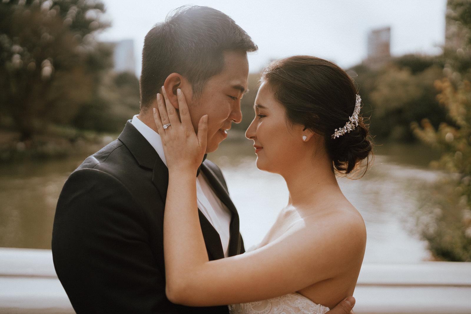 Central Park Elopement Photos-Bow Bridge-Michelle Gonzalez Photography- New York Wedding Photographer-32.jpg