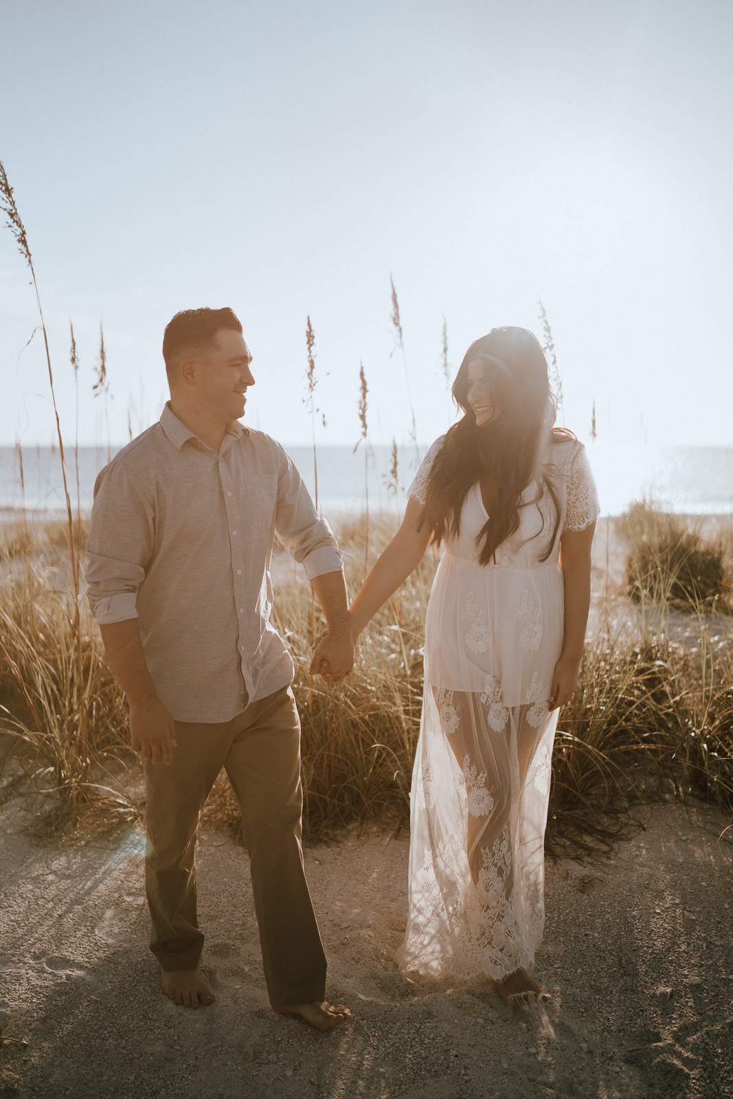 Fort Myers Engagement Photograher-Lovers Key State Park- Michelle Gonzalez Photography- Desiree and Bryan-10.JPG