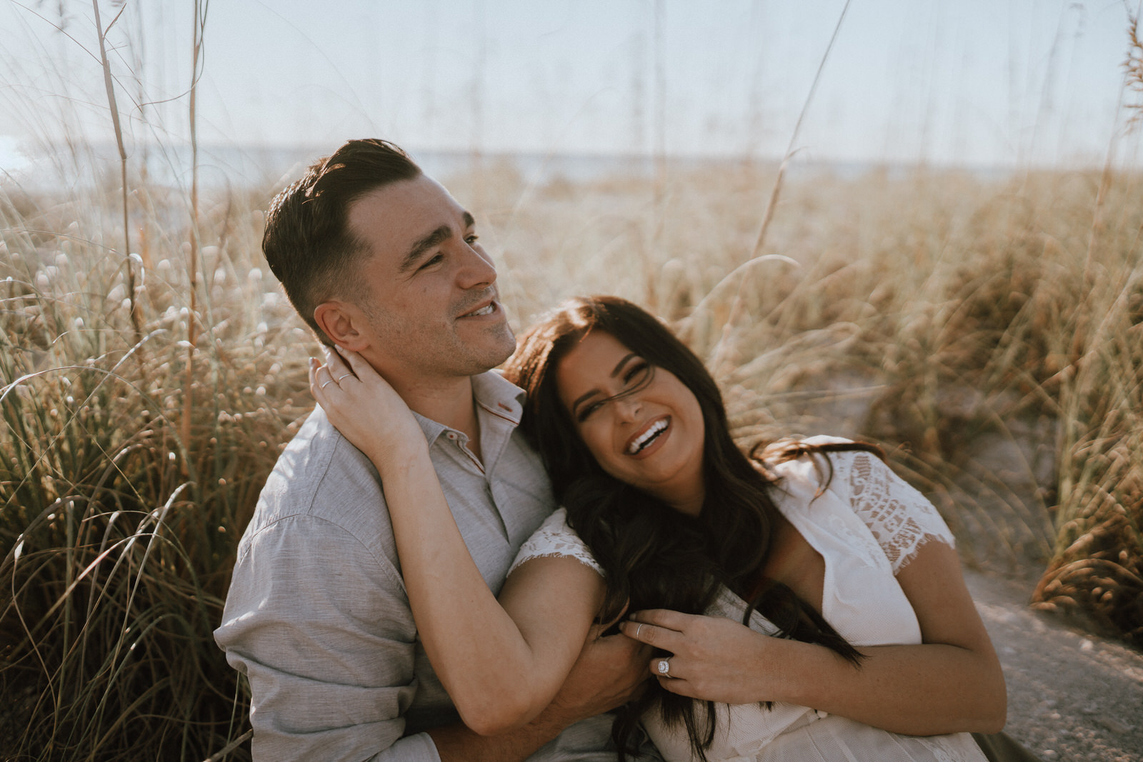 Fort Myers Engagement Photograher-Lovers Key State Park- Michelle Gonzalez Photography- Desiree and Bryan-39.JPG