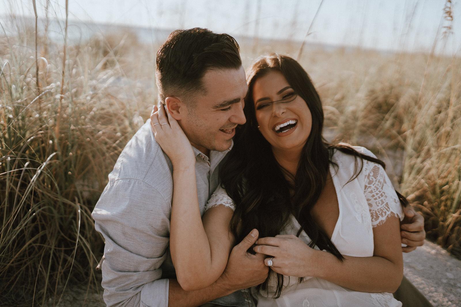Fort Myers Engagement Photograher-Lovers Key State Park- Michelle Gonzalez Photography- Desiree and Bryan-40.JPG