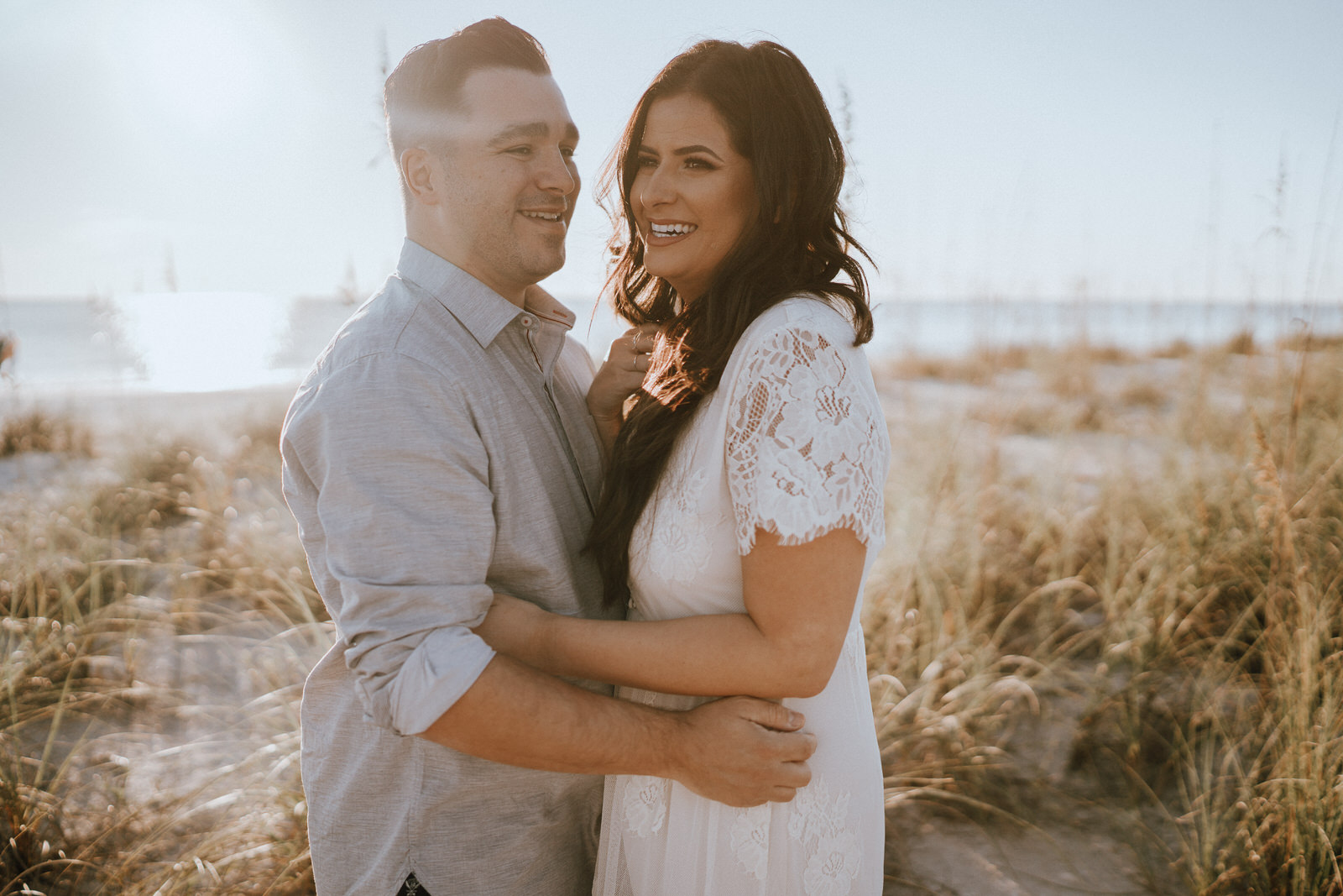 Fort Myers Engagement Photograher-Lovers Key State Park- Michelle Gonzalez Photography- Desiree and Bryan-55.JPG